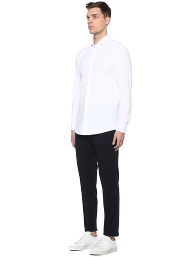 Boss Gömlek Beyaz